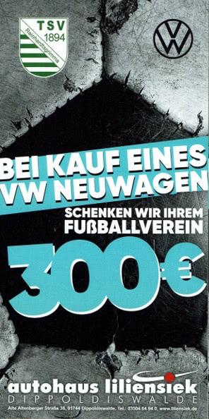 VW-Angebot